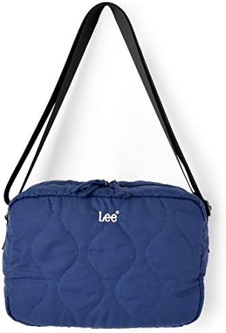 [リー] Lee 通園バッグ ショルダーバッグ おしゃれ 女の子 キルティング 通園ショルダー 男の子 通園カバン 幼稚園 パステルカラー 軽量 5.6L
