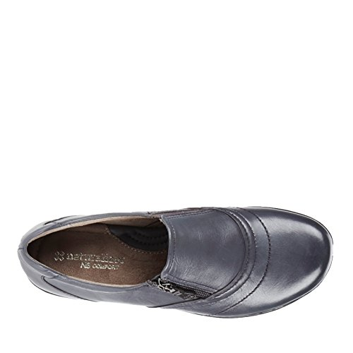 Naturalizer Kvinna Clarissa Loafer Grafit Lead Läder