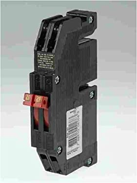 CONNECTICUT ELECTRIC & SWITCH RC38-20 DOUBLE POLE CIRCUIT BREAKER 20 Amp