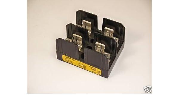 BUSSMANN BUSS j60030-2cr FUSE block