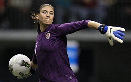 Hope Solo poster 40 inch x 24 inch / 21 inch x 13 inch