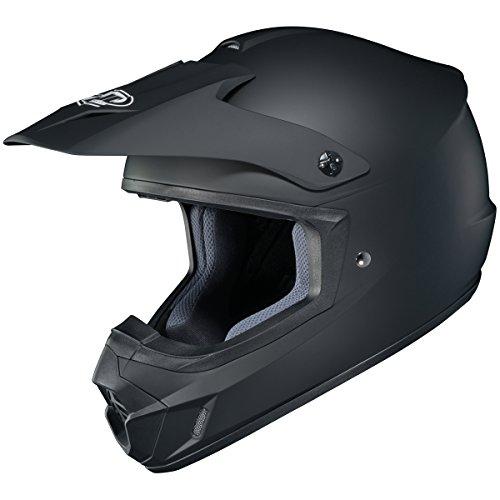 - HJC CS-MX 2 Helmet (Medium) (Matte Black)