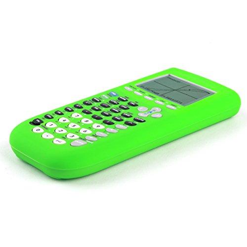 Guerrilla Silicone Case Texas TI-84 Graphing Green