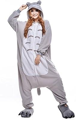 Sunrise Unisex Adult Totoro Pajama Halloween Onesie Costume