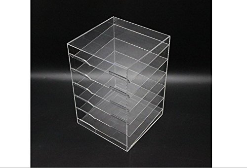 Lucite Stick - FixtureDisplays Clear Plaxiglass Acrylic Lucite Clear Candy Display Candy Bar Stick Rack 100802!