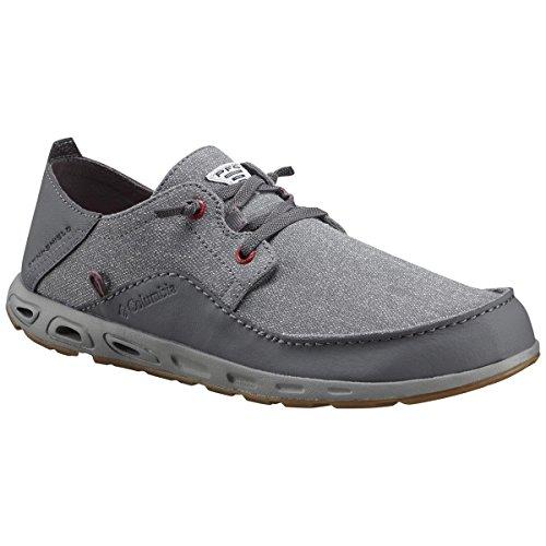 Columbia Boat Shoes - Columbia Men's Bahama Vent Loco Relaxed II PFG 9.5 Ti Grey Steel