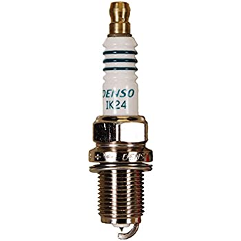 Denso (5311) IK24 Iridium Power Spark Plug, (Pack of 1)