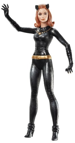 Batman Classic TV Series Catwoman Collector Action