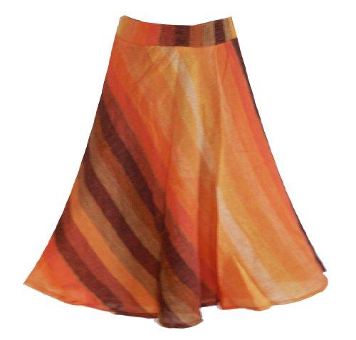 Trapze MOON Orange Jupe Femme LOTUS xqzF68wq