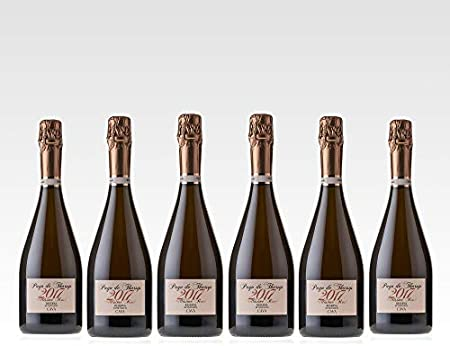 Millésime Rosado Brut Reserva Organic 2017 - Cava Rosé Reserva Ecológico Brut - Caja de 6 botellas x 750 ml