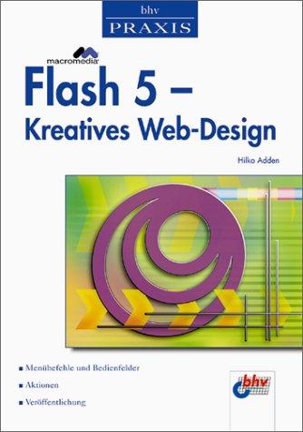 Macromedia Flash 5, m. CD-ROM