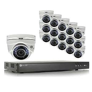 Amazon Com Alibi 16 Camera 2 1 Megapixel 65 Ir Hd Tvi