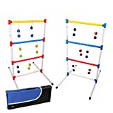 Verus Sports TG108 Ladderball Set with 2 Sets of Bolas