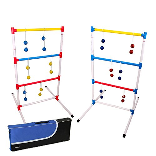 Verus Sports TG108 Ladderball Set with 2 Sets of Bolas by Verus Sports