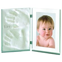 Sculpey Keepsake Clay Frame Set, White
