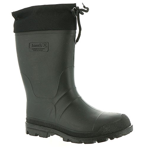 Kamik Men's Icebreaker Work Boot, Black, 13 M US