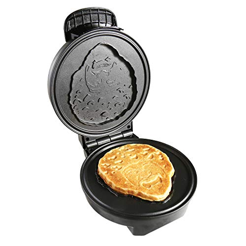 41PWDCmrEQL - Bob Ross Waffle Maker