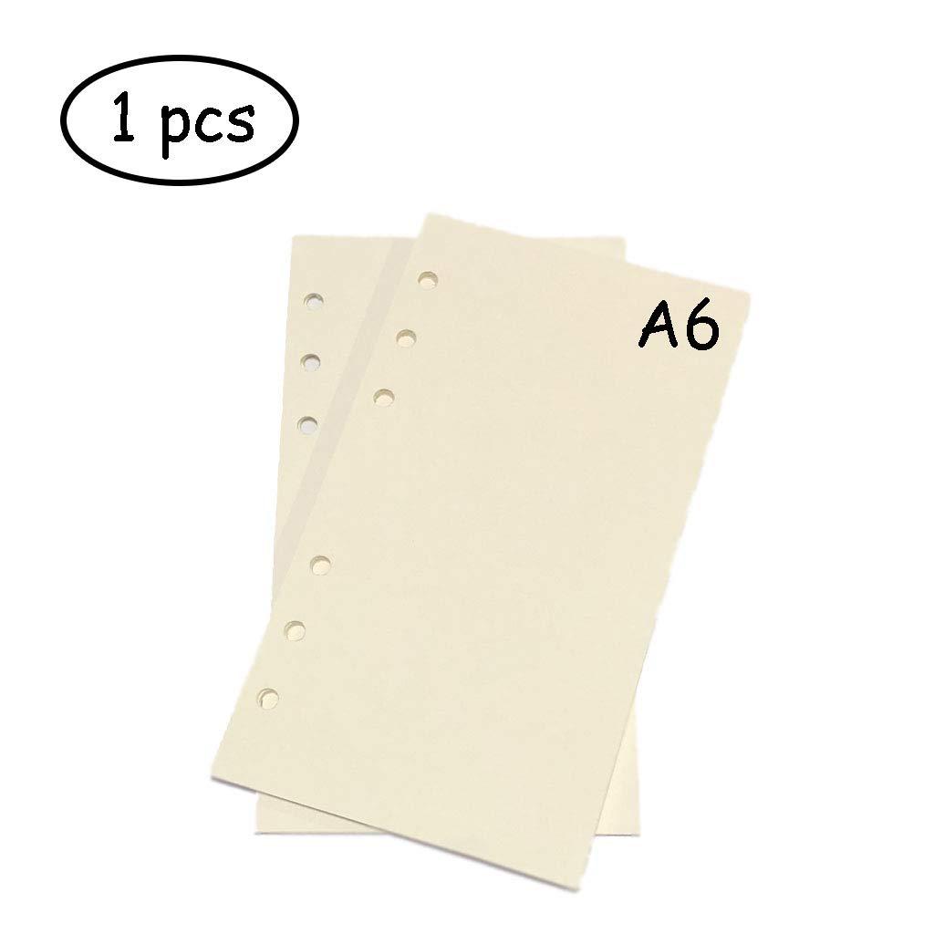 Carpeta de recambio para cuadernos de hojas sueltas de papel ...