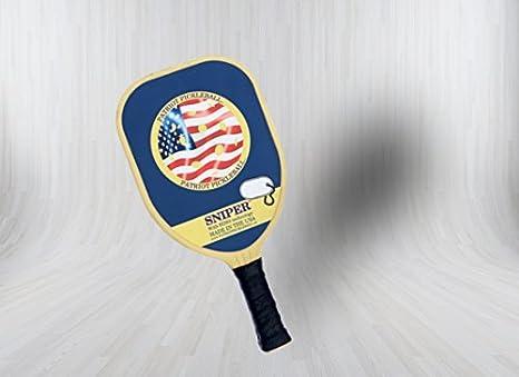 Amazon.com: Sniper Patriot Pickleball Paddle