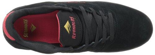 Skate Reynolds Men's Red Emerica Black Shoe The Low Sq4xAC