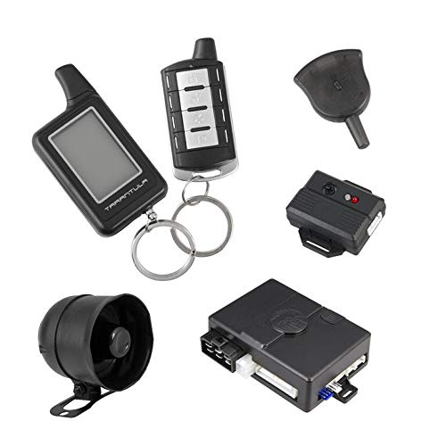 Soundstream 2-Way Paging Remote Start Keyless Entry Vehicle Security System