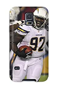 Brandy K. Fountain's Shop Cheap 2HKBEBVHI5KCZXLF saniegohargers NFL Sports & Colleges newest Samsung Galaxy S5 cases