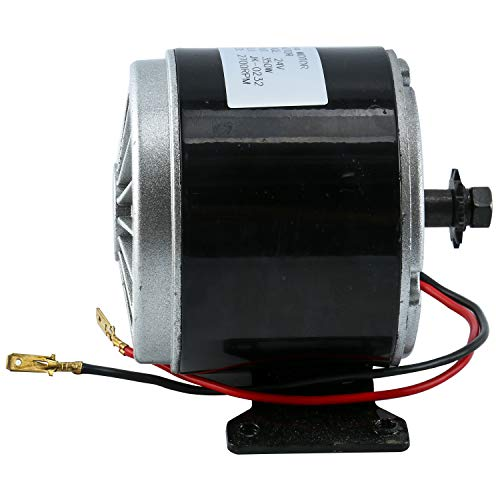 YaeTek 24V DC 350W Permanent Magnet Electric Motor Generator DIY for Wind Turbine PMA (Power Magnet Generator)