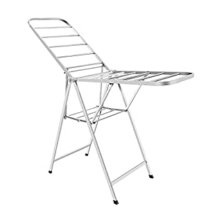 Cyrola Laundry Drying rack collapsible Heavy Duty Stainless Steel
