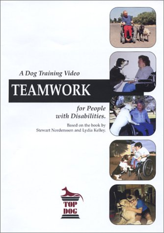 Teamwork: A Dog Training Video for People with Disabilities (Service Video Manual)