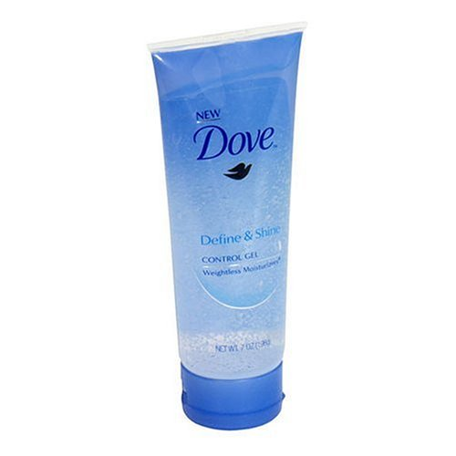 (Dove Define and Shine Control Gel, 7 Ounce)