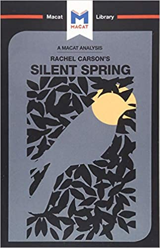 Rachel carson silent spring central argument and rhetorical devices