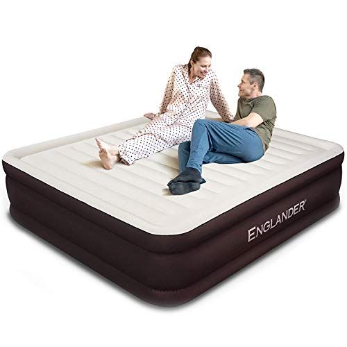 Englander First Ever Microfiber California King Air Mattress $127