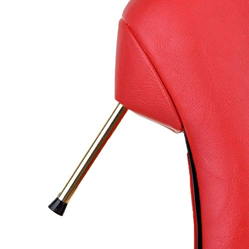 Femme Top la Low Mode Rouges Stiletto Chaussures Bottines à Zanpa qBx0w4Xpx
