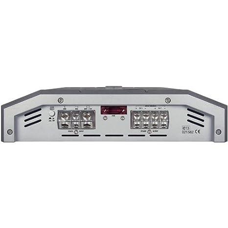 Hifonics Zxi-6002 Amplificador para coche 2 canales 1200W: Amazon.es: Electrónica