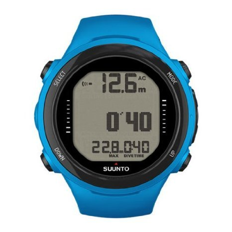 Big Blue Dive - SUUNTO D4i Novo Watch