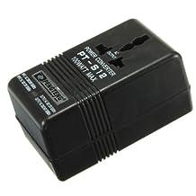 100W Dual Channel Converter Adapter AC 110V/120V to 220V/240V Volt Transformer