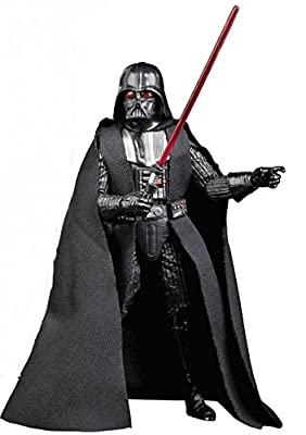 "STAR WARS ""Commemorative Edition DART VADER"" Collectible Figure & Display Stand."