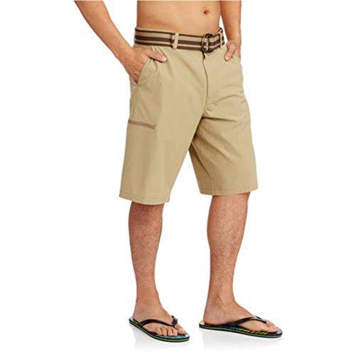 ocean-pacific-op-mens-stretch-ripstop-hybrid-swim-trunks-khaki-shorts-28-khaki