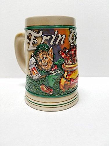 1992 Erin Go Bud St. Patrick's Day Stein (Bud Stein)