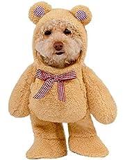 Rubies Costume Co Company 580329_M Walking Teddy Bear Pet Suit, Medium