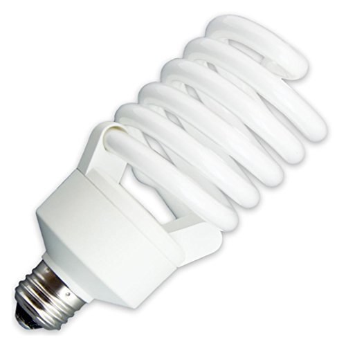 - TCP 23658 - 5802735K Twist Medium Screw Base Compact Fluorescent Light Bulb