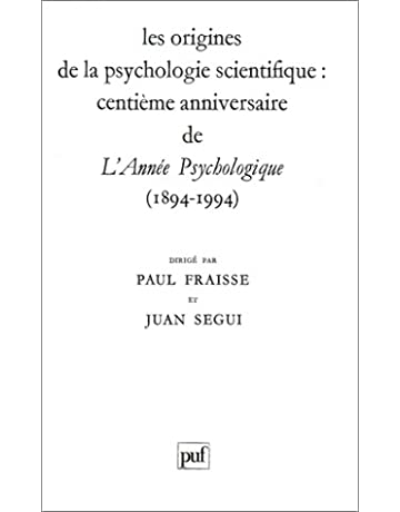 Amazon Ca Psychologie Experimentale Livres
