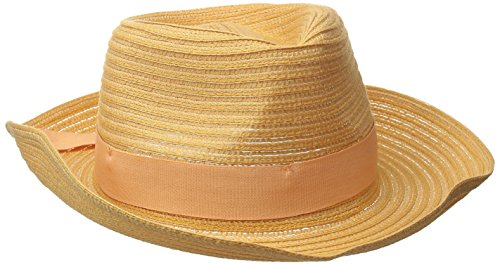 physician-endorsed-womens-avanti-packable-fedora-sun-hat-with-memory-wire-rated-upf-30-for-uv-protec