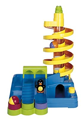 Kidoozie Super Spiral Play Tower from International Playthings