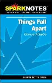 Things Fall Apart, Chinua Achebe - Essay