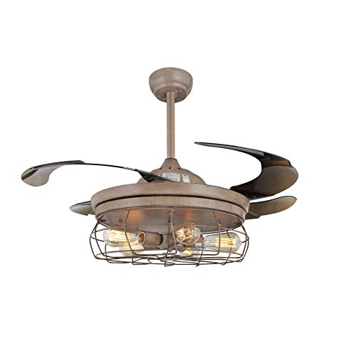 Ceiling Fan With Pendant Light in US - 9