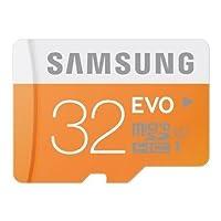 Samsung 32GB EVO Micro SDHC UHS-I Hasta 48MB /s Tarjeta de memoria clase 10 (MB-MP32D)