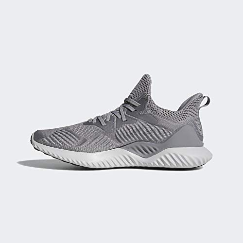 adidas Men's Alphabounce Beyond Running Shoe, Grey, 12 M US