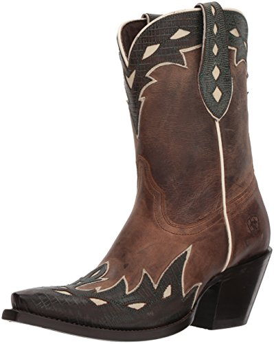 Ariat Womens Juanita Western Boot Warm Stone