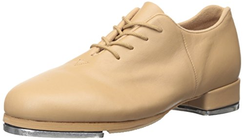 - Bloch Women's Sync Tap Dance Tap Shoe, Tan, 9 M US